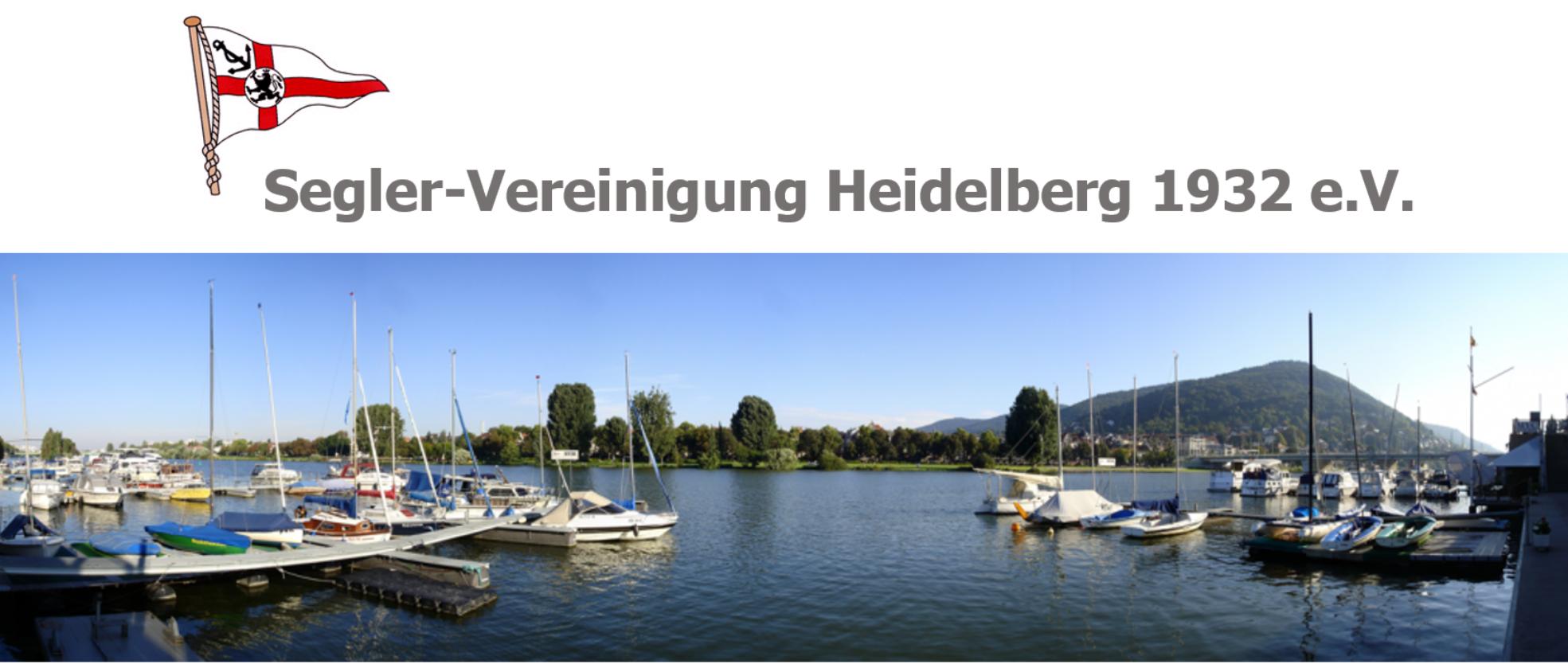 Segler-Vereinigung Heidelberg 1932 e.V. (SVH)